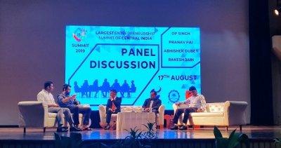 I5 Summit 2019 Held at IIM Indore