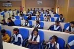 Students from Government Schools Visit IIM Indore as a part of i-Help Teaching Initiative