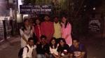 IIM Indore Students Celebrate Diwali at Aastha Vridhashram